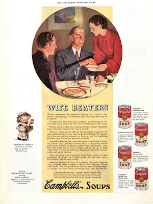 Campbell's Soup - Wife Beaters