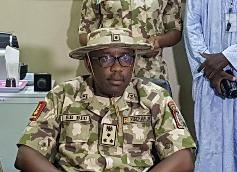 Repentant Boko Haram members can become President - Army General