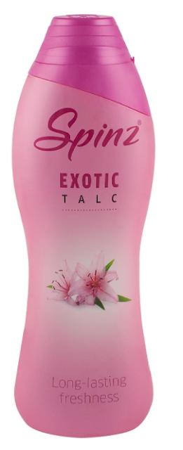 Spinz Talc Exotic, 400g