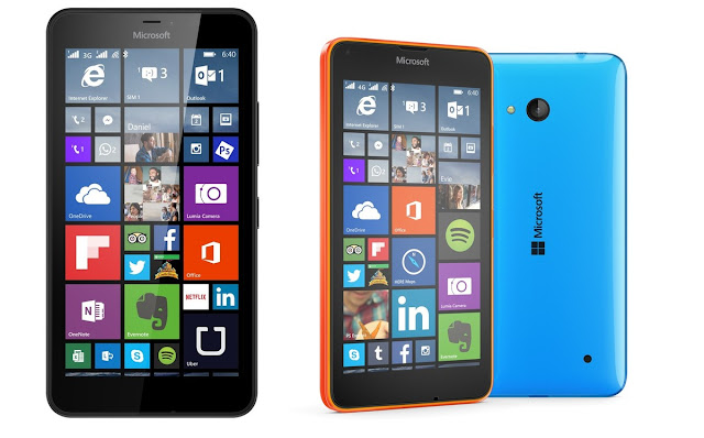 Microsoft Lumia 640 Smartphone Buy with AT&T
