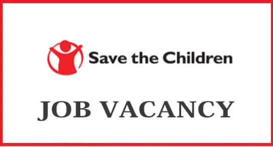Save the Children Vacancies