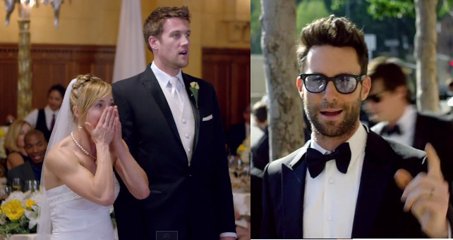 VIRAL: Maroon 5 Crashed Real Weddings For A Surprise