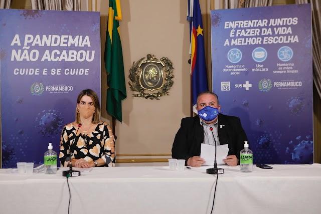 Governo de Pernambuco faz alerta para que grávidas procurem completar esquema vacinal