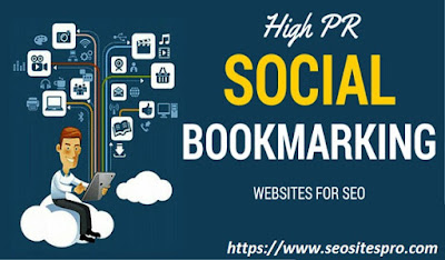 High PR Social Bookmarking Sites List 2019