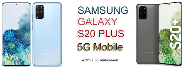 Galaxy S20 Plus mobile full features