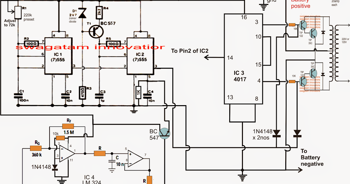 Battery Overdischarge Cut Off Circuit Electronics Design