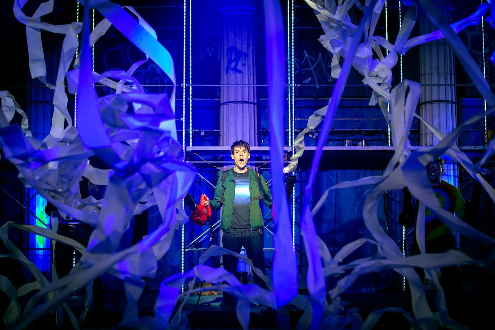 ChiIL Mama : REVIEW: THE LIGHTNING THIEF: THE PERCY JACKSON MUSICAL