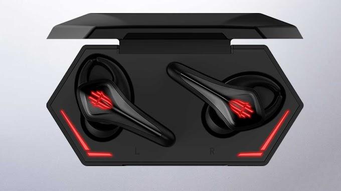 سعر ومواصفات سماعات الاذن Red Magic Cyberpods الجديدة