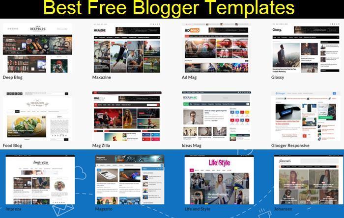 Großartig Kostenlose Blogspot Vorlagen Bilder ...
