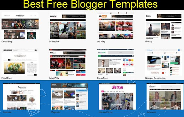 Best-free-blogger-templates