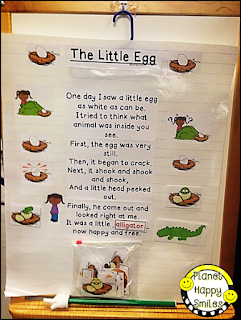 Oviparous Animals ~ What Hatches from an Egg? Poetry, Writing & Science