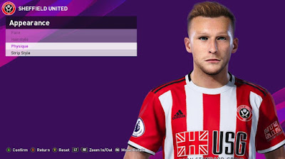 PES 2020 Faces Luke Freeman by Rachmad ABs