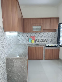 kitchen set minimalis di ngawi