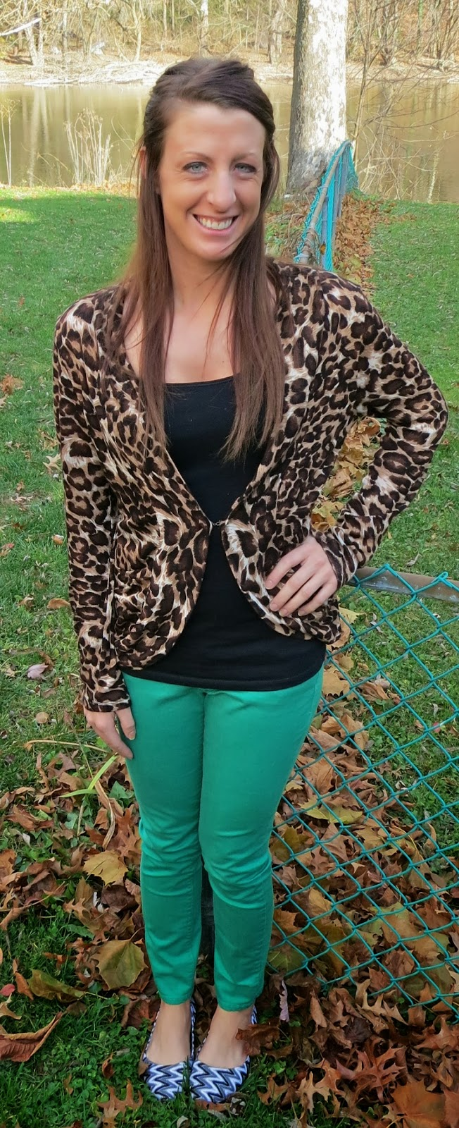 Leopard Shirt Outfit