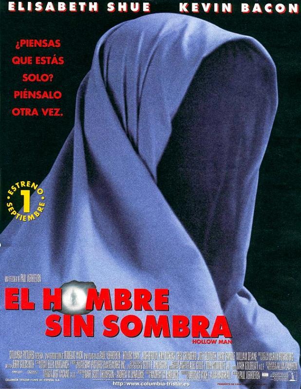 Descargar El hombre sin sombra 2000 hd Castellano English Latino