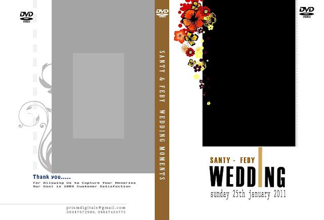 DVD BOX PSD COVER