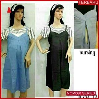 MOM060D17 Dress Hamil Menyusui Modis Luna Dresshamil Ibu Hamil