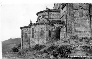 Abbaye de Saint-Nectaire 1931.