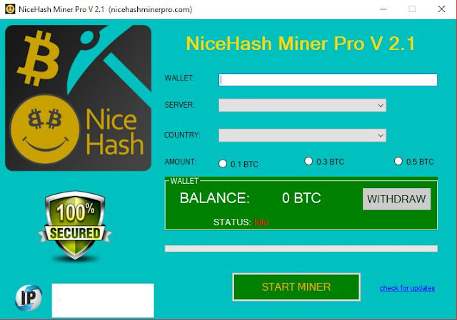 nicehas miner download