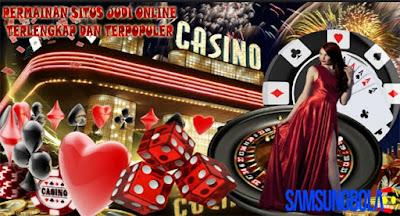 Permainan Situs Judi Casino Online Terlengkap Dan Terpopuler