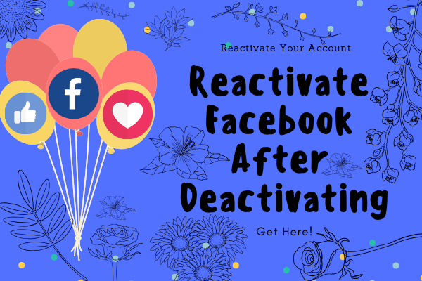 How To Get Back Your Facebook Account<br/>