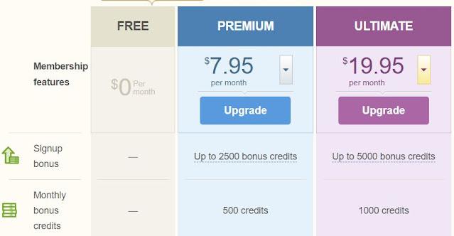easyhits4u upgrade account benefits