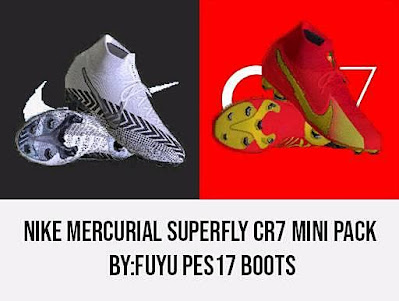 Nike Mercurial Superfly CR7 Boots