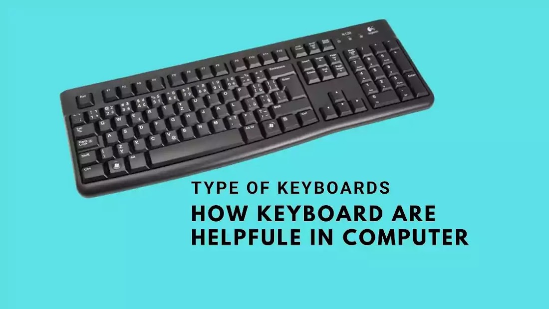 What-is-keyboard-how-to-use-with-computer