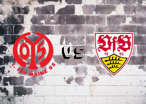 Mainz 05 vs Stuttgart  Resumen
