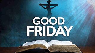 Catholic Daily Reading + Reflection: 2 April 2021 - Good Friday