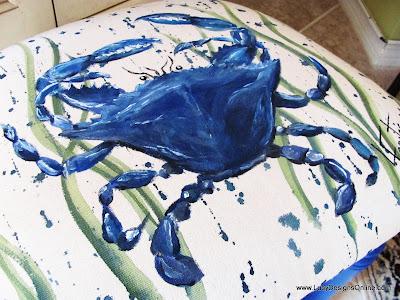 diy crab chair