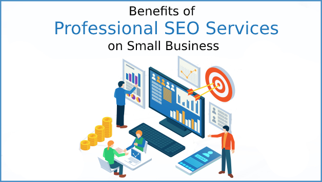 Professional SEO Services on Small Business