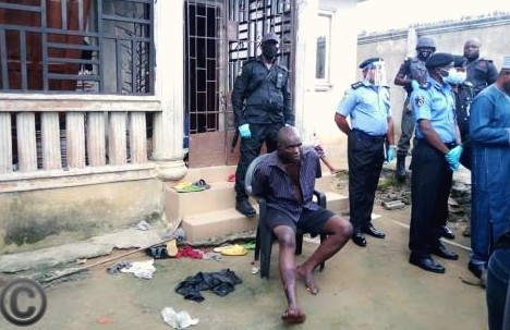 """A Long time Suspected kidnapping has been arrested by Anti-kidnapping Squad in IMO State """"Dead body found"""""""