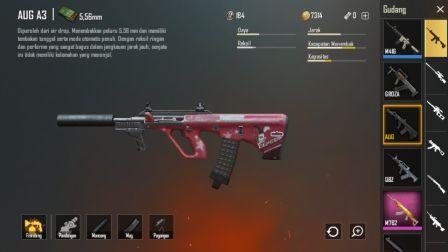senjata paling mematikan AUG A3