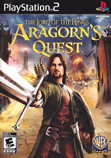 Download The Lord of the Rings: Aragorn's Quest PS2 ISO