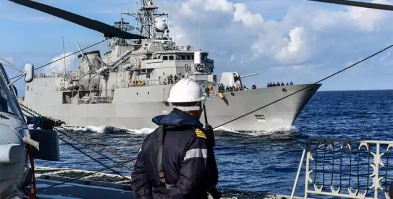 Μήνυμα ισχύος από το Πολεμικό Ναυτικό: Ο ελληνικός στόλος βγήκε στο Αιγαίο και από παντού εισβάλουν νέοι άποικοι!