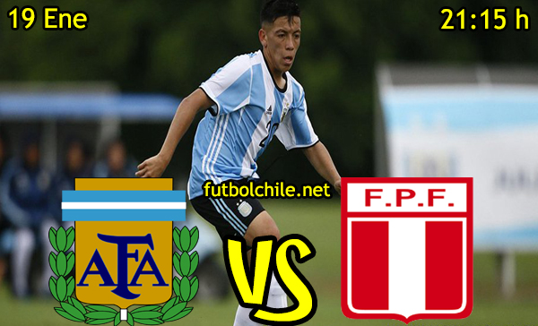 Ver stream hd youtube facebook movil android ios iphone table ipad windows mac linux resultado en vivo, online: Argentina vs Perú