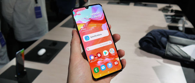 Samsung Galaxy A70 - Price, Specifications & Features - Techreviewbd.Com