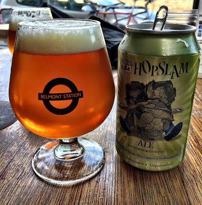 Hopslam by Bell's Brewery | A Hoppy Medium