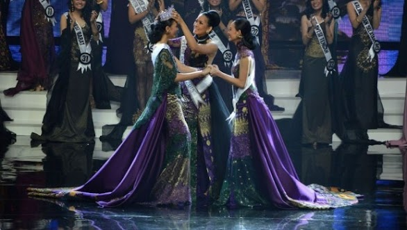 Foto Cantik dan Profil Kezia Roslin Cikita Warouw Puteri Indonesia 2016