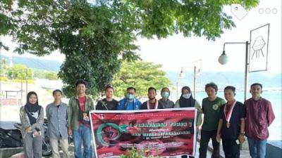 Sambut Dies Natalis, GMNI Luwuk Banggai adakan Kegiatan Penanaman Pohon