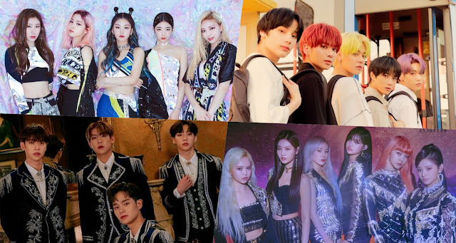cuarta generacion kpop 2019