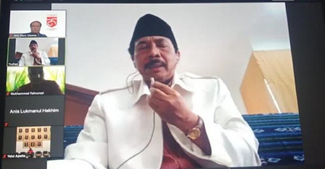 Kepala BPIP Kaji Keterkaitan Surat Ad Dhuha dan Virus Corona