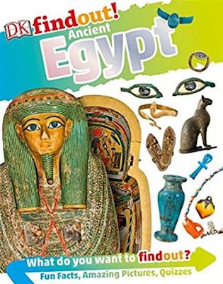 DKfindout! Ancient Egypt by DK Children