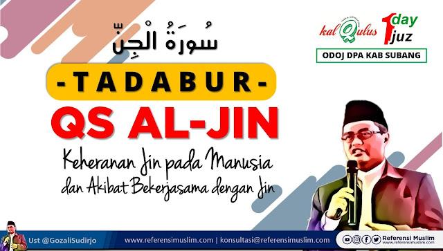 Tadabur Surat Al Jin