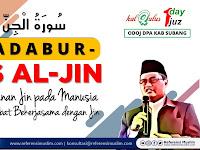 Tadabur Surat Al Jin    Download Powerpoint