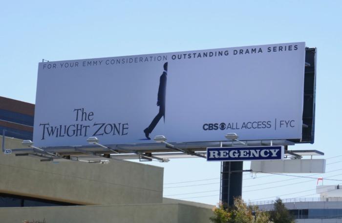 Twilight Zone 2019 Emmy FYC billboard