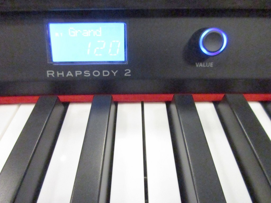 az piano reviews review williams overture 2 rhapsody 2 digital pianos not recommended. Black Bedroom Furniture Sets. Home Design Ideas