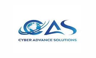www.cyberasol.com Jobs 2021 - CAS Cyber Advance Solutions Jobs 2021 in Pakistan