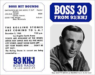 KHJ Boss 30 No. 21 - Scotty Brink
